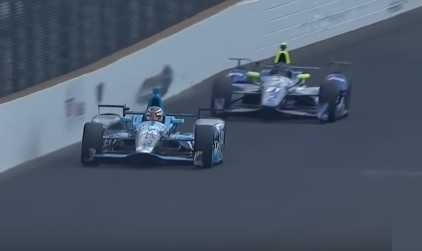 Racer received $ 2.5 million prizes for the victory in the anniversary race indycar