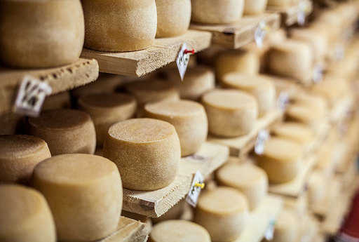 In America, thieves stole a trailer with cheese for $ 70 thousand