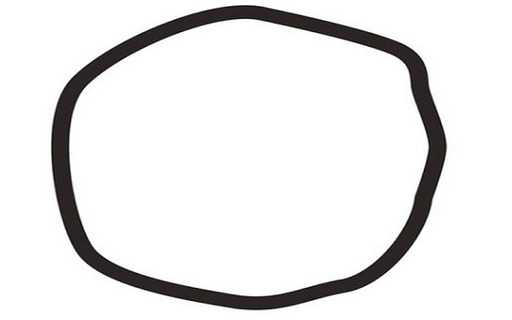 What do you think this figure is a circle?,British psychologists are confident: the answer to this question can say about your personality a lot