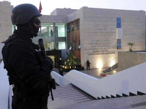 Morocco Isis terror cell 'had been preparing chemical weapons attack'