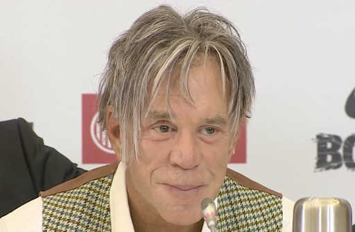 In Cannes will show a documentary about Mickey Rourke