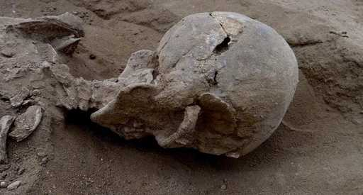 10,000 years ago people were no less cruel