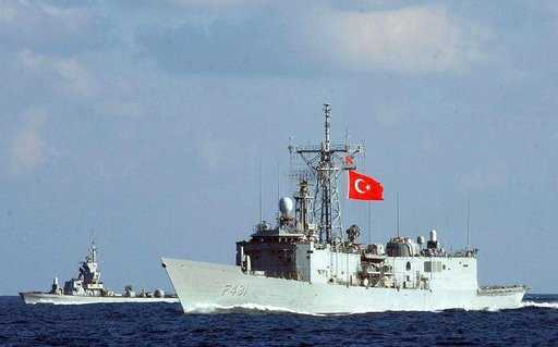 In Turkey, there is a significant increase in shipbuilding