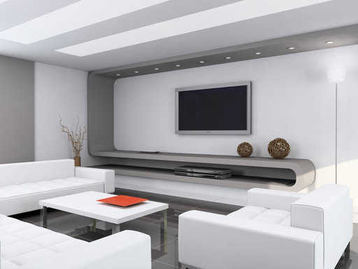 Contemporary Inside House Style